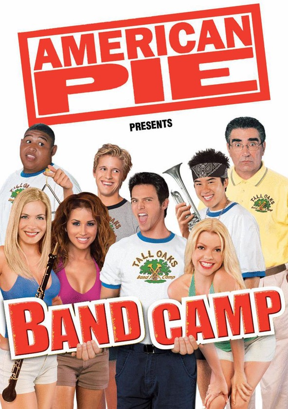 American Pie Presents: Band Camp poster