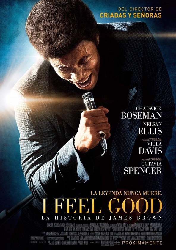 I Feel Good: La historia de James Brown poster