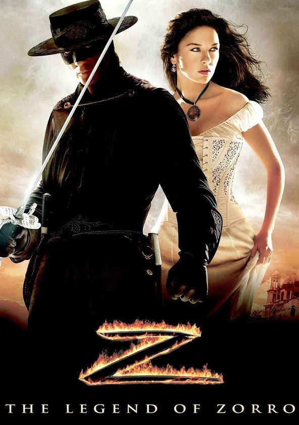 Watch The Legend of Zorro (2005) Online Full Movie Free