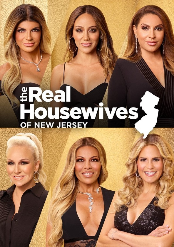 The Real Housewives of New Jersey Season 9 poster