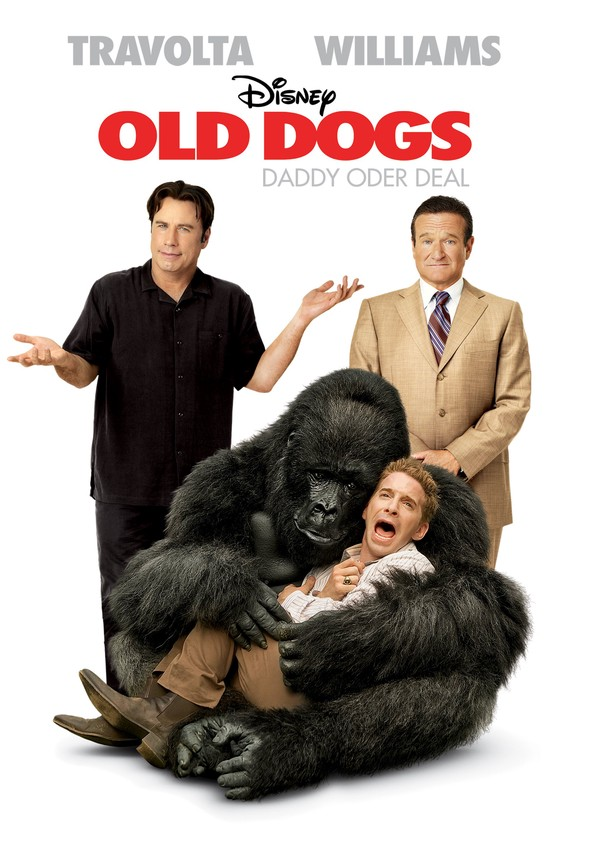 Old Dogs - Daddy oder Deal poster