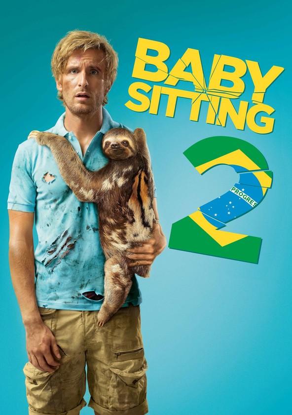 Babysitting 2 poster