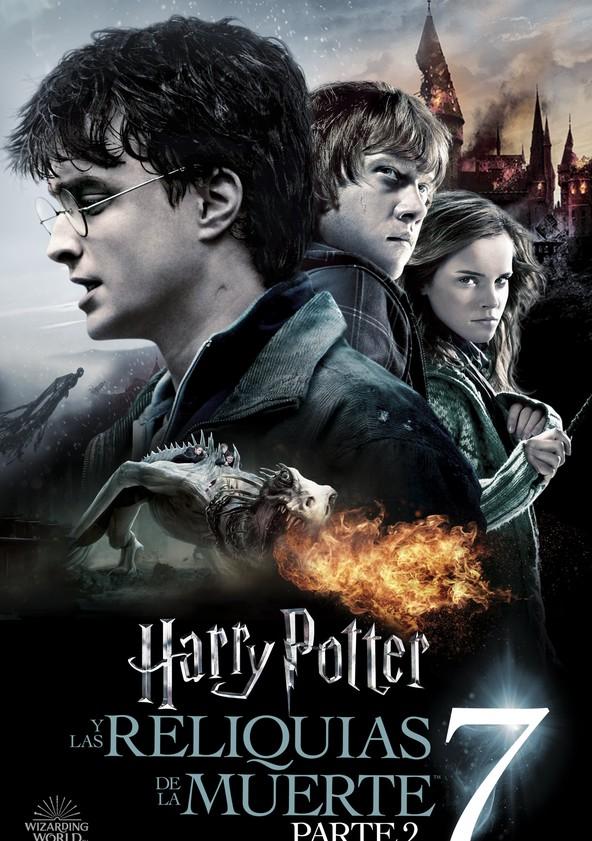 Harry Potter y las Reliquias de la Muerte - Parte 2 poster