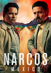 Narcos: Mexico Staffel 1