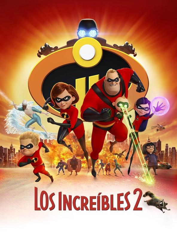 Los increíbles 2 poster