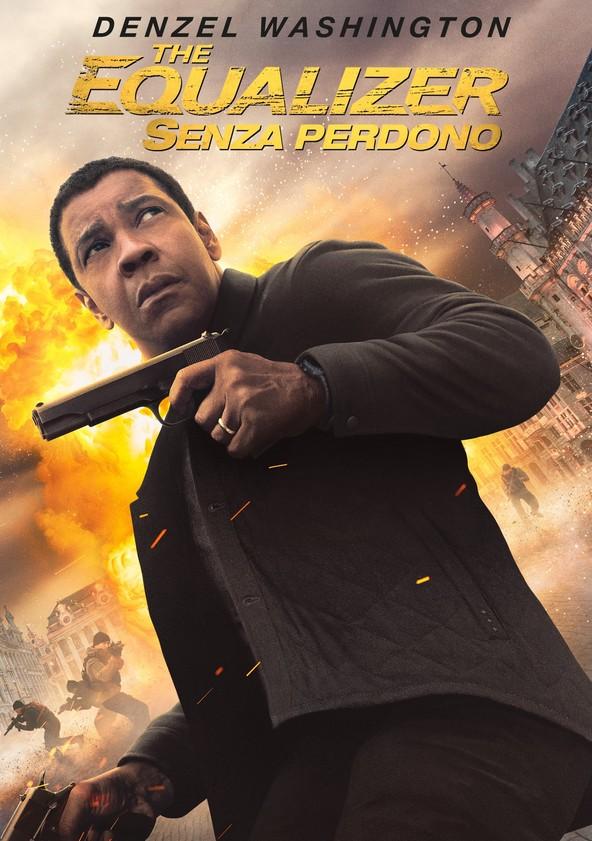 The Equalizer 2 - Senza perdono poster