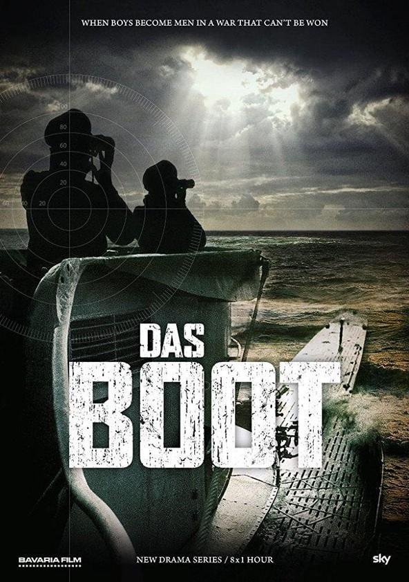 Das Boot Temporada 1 poster