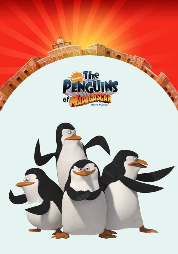 The Penguins of Madagascar poster
