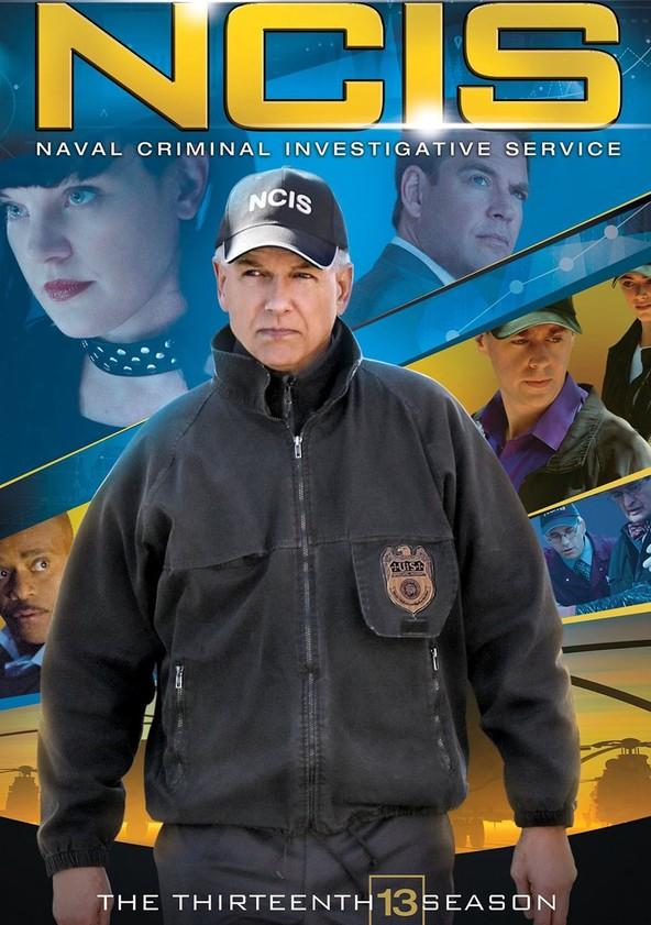 Navy: Investigación criminal Temporada 13 poster