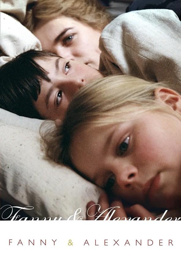 Fanny & Alexander poster