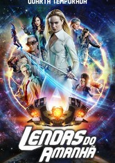 DC's Legends Of Tomorrow 4.ª Temporada