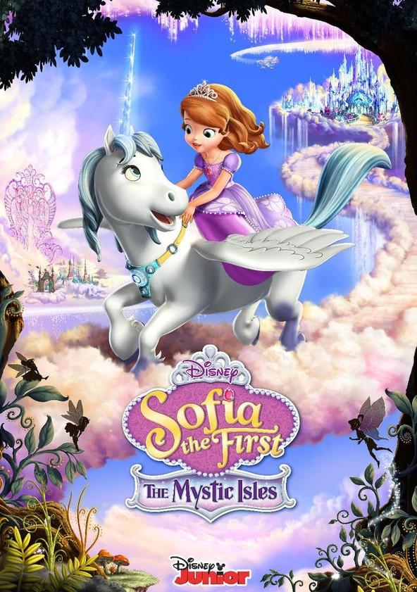 Sofia the First Season 4 poster
