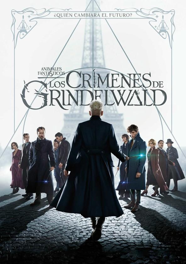 Animales fantásticos: Los crímenes de Grindelwald poster