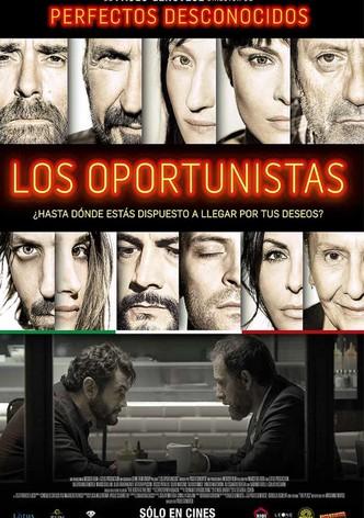 Los Oportunistas (The Place)