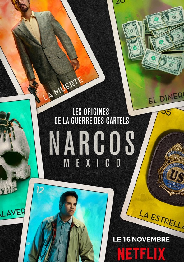 Narcos : Mexico poster