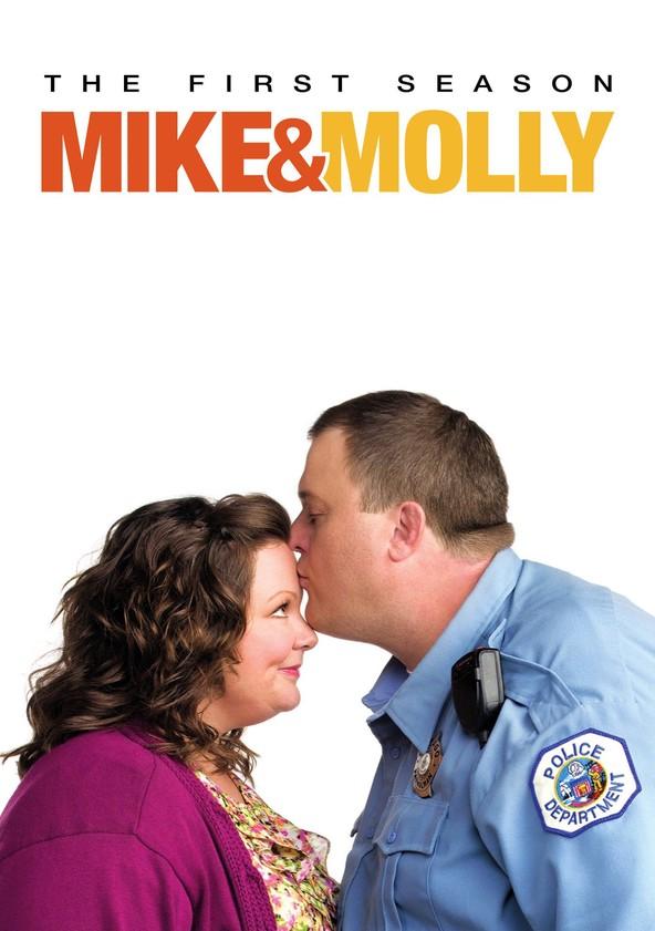 Mike & Molly Season 1 poster