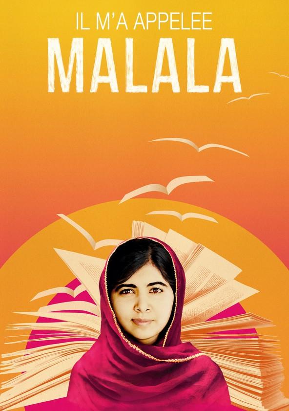Il m'a appelée Malala poster