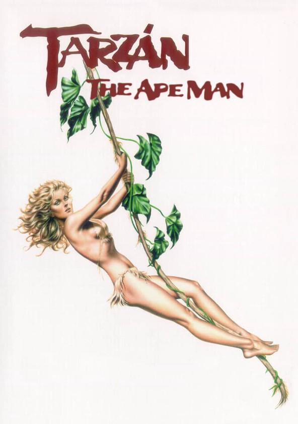 Tarzan, the Ape Man poster