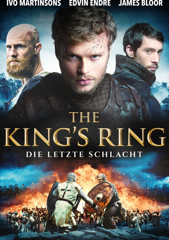 The King's Ring - Die letzte Schlacht poster