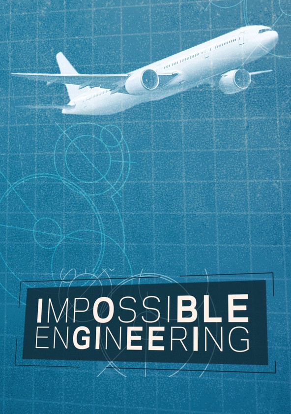 Impossible Engineering Extreme Railroads poster