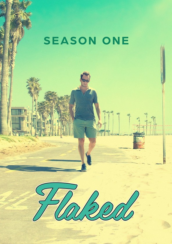 Flaked Staffel 1 poster