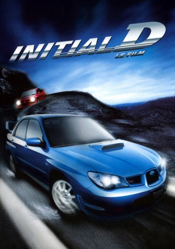 Initial D