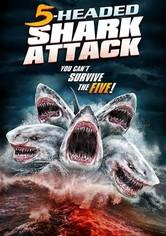 5 Headed Shark Attack