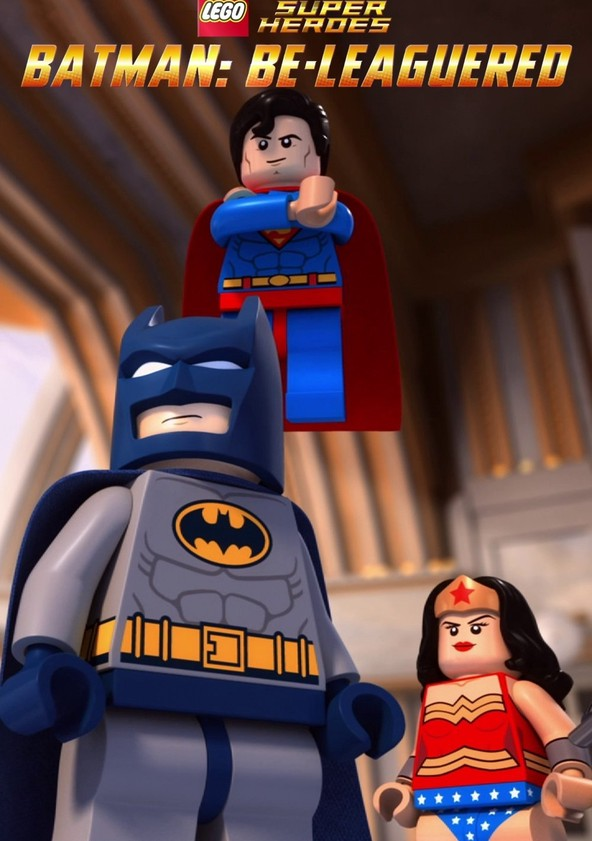 LEGO DC Comics Super Heroes: Batman: Be-Leaguered