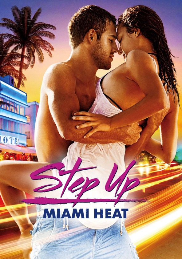 Step Up - Miami Heat poster