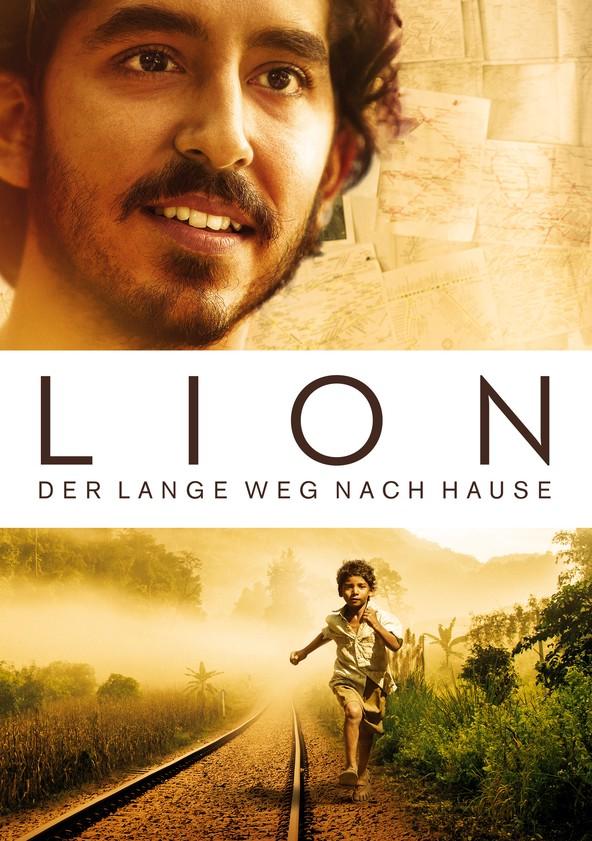 Lion – Der lange Weg nach Hause poster