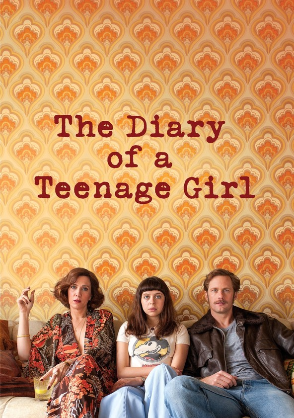 The Diary of a Teenage Girl poster