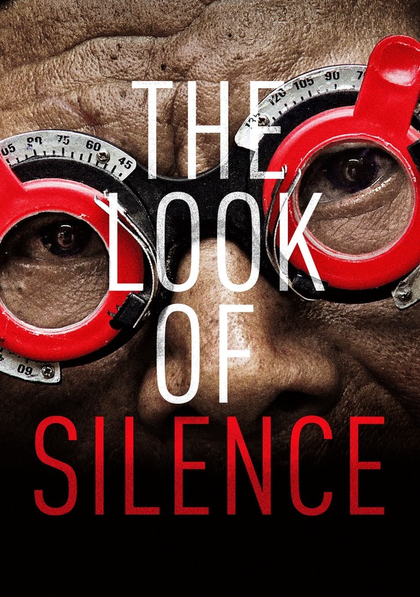 The Look Of Silence - Im Angesicht der Stille poster
