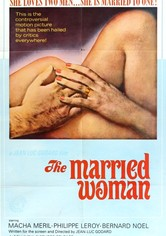 Eine verheiratete Frau