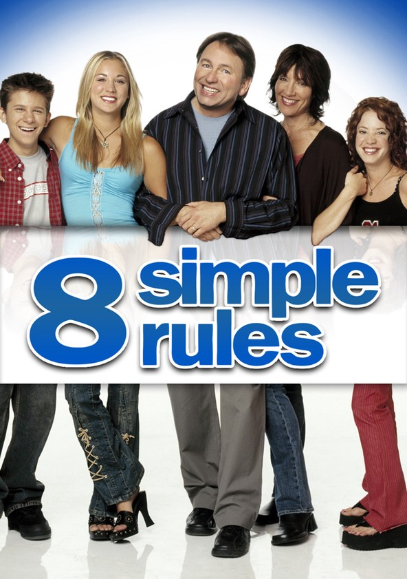Image result for 8 simple rules poster