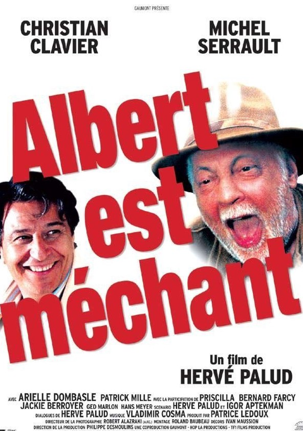 Albert est méchant