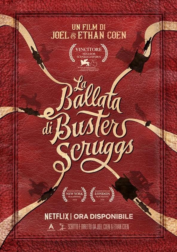 La ballata di Buster Scruggs