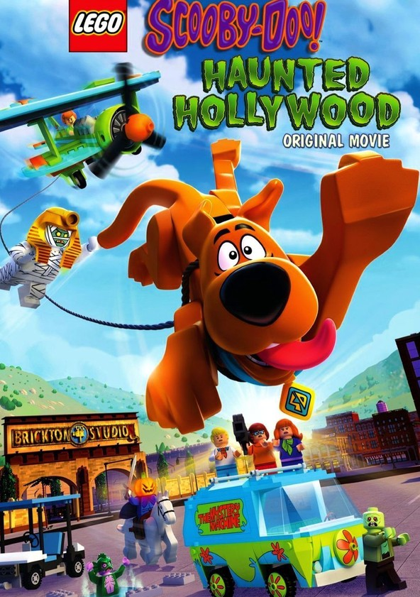 Lego Scooby-Doo!: Haunted Hollywood