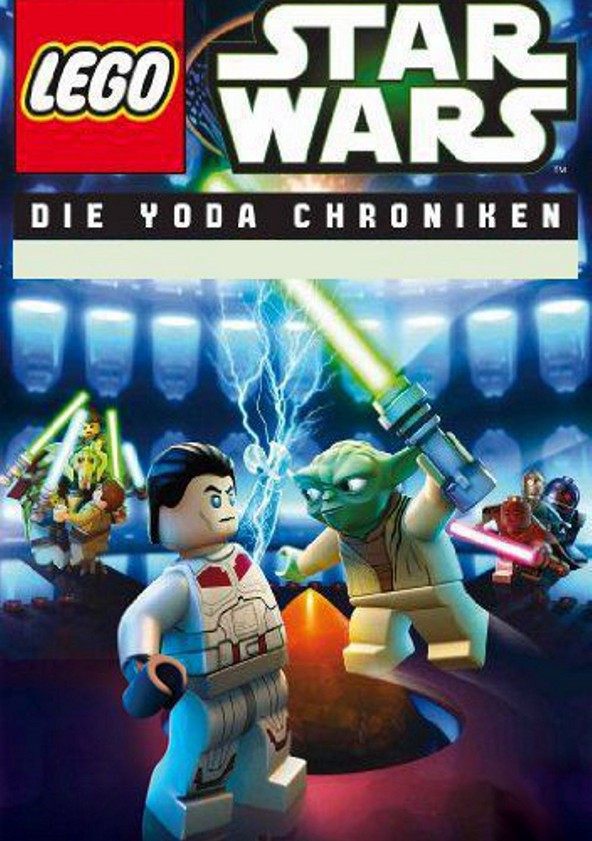 Lego Star Wars: Die Yoda Chroniken poster