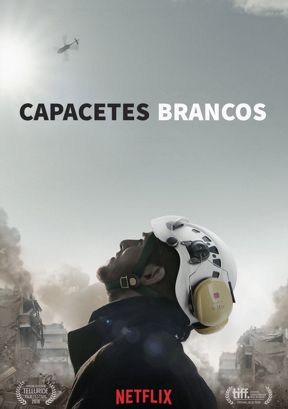 Os Capacetes Brancos poster