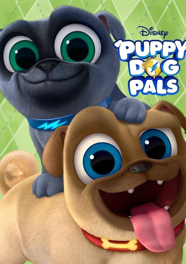 Puppy Dog Pals Season 1 poster