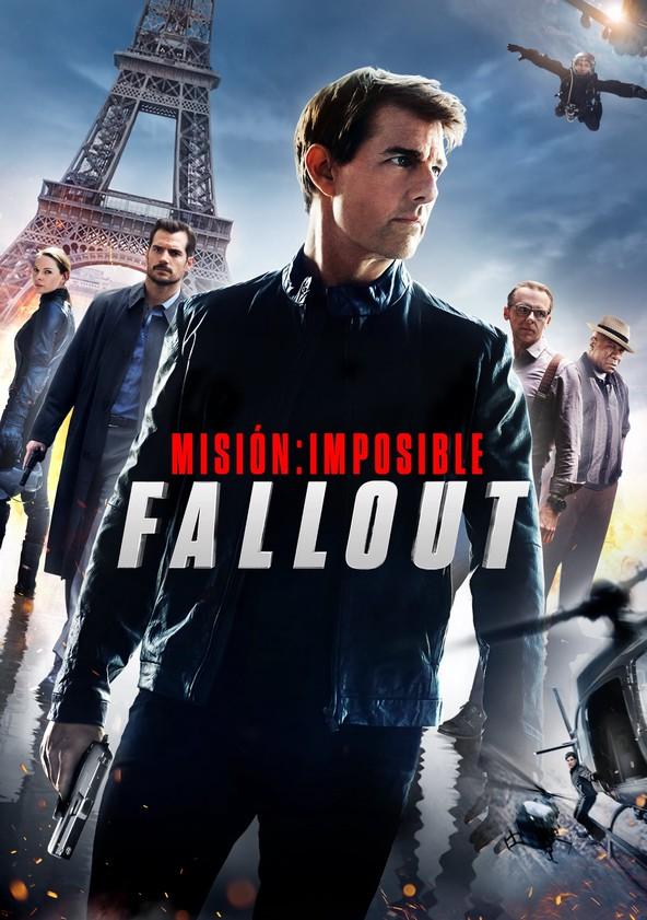 Misión: Imposible - Fallout poster