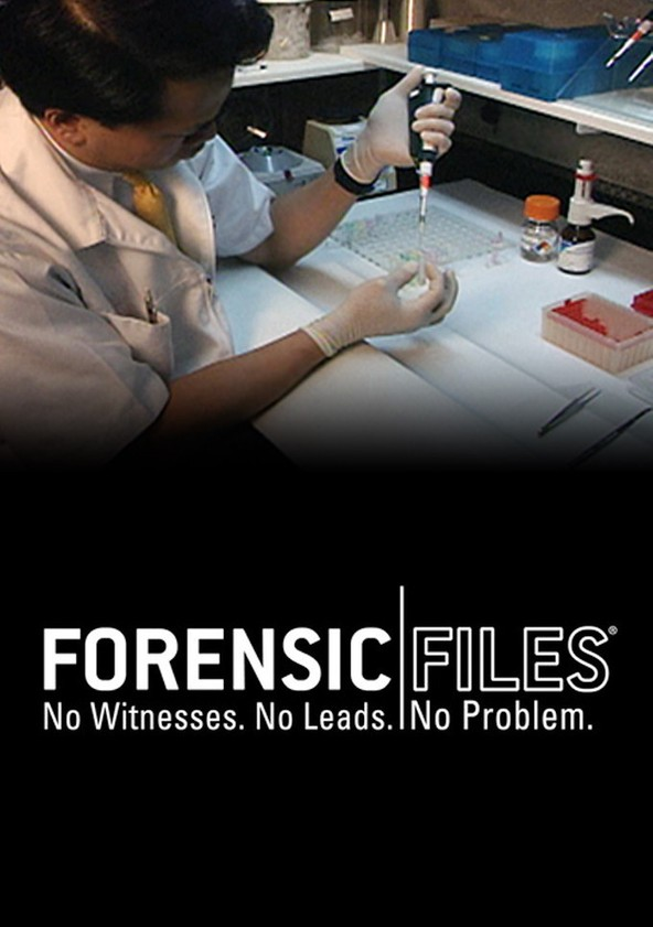 Forensic Files poster