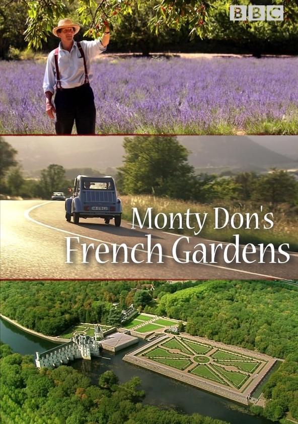 Monty Don's French Gardens Season 1 poster