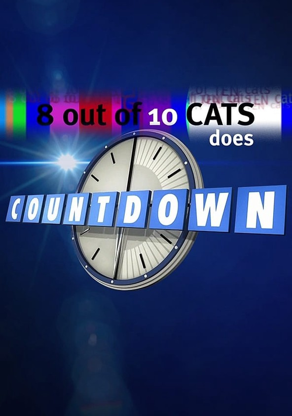 8 Out of 10 Cats Does Countdown Season 17 poster