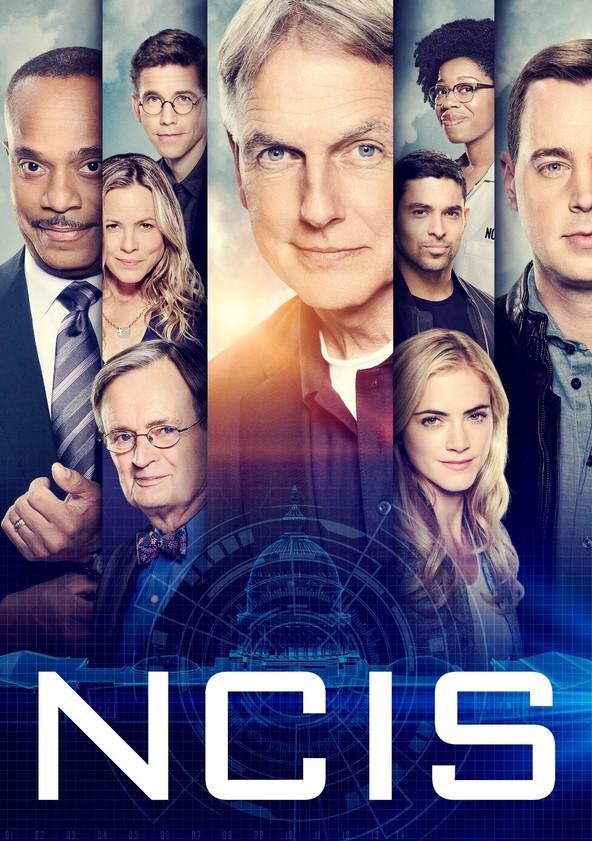 NCIS Season 16 poster
