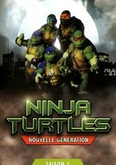 Tortues ninja, La nouvelle génération