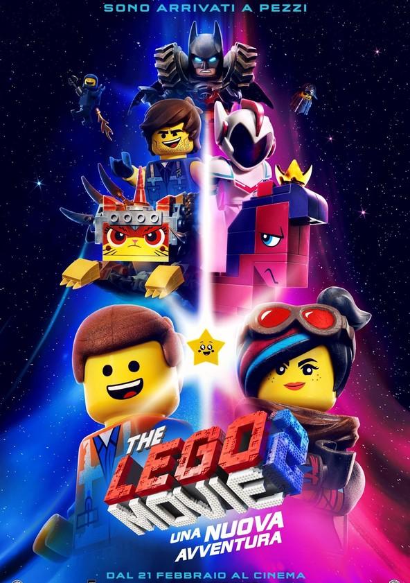 The LEGO Movie 2: Una nuova avventura poster