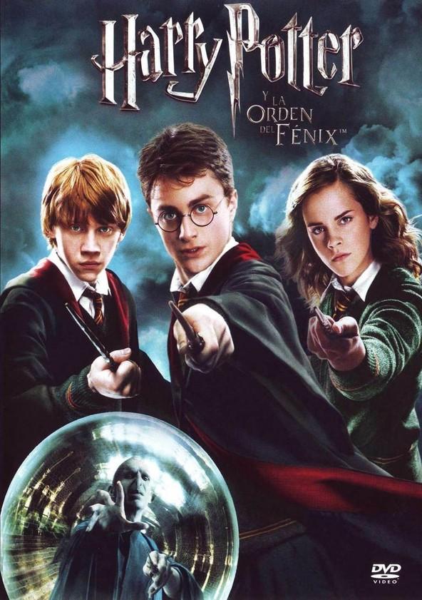 Harry Potter y la Orden del Fénix poster