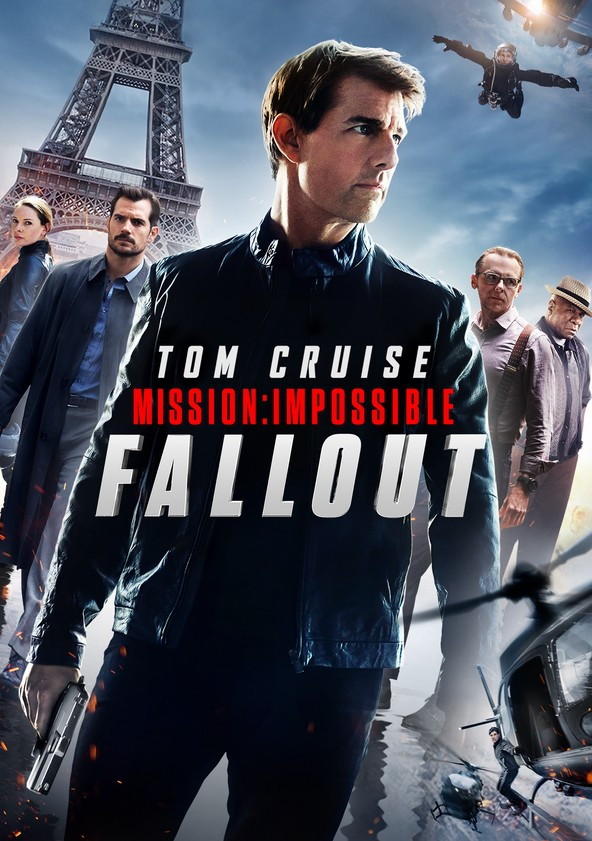 Mission: Impossible - Fallout poster