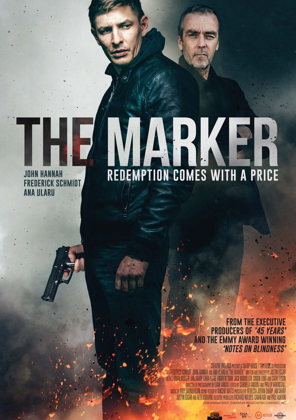 The Marker poster